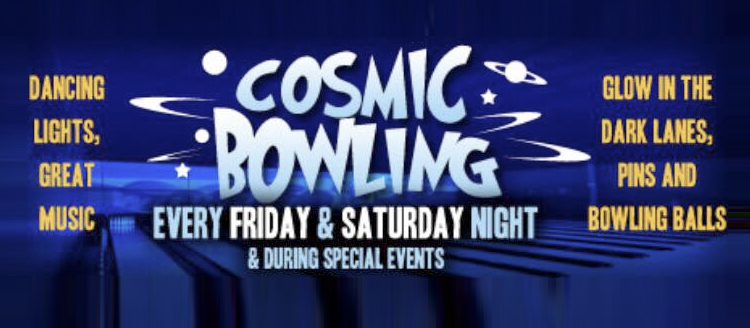 Throw a Cosmic Bowling Party